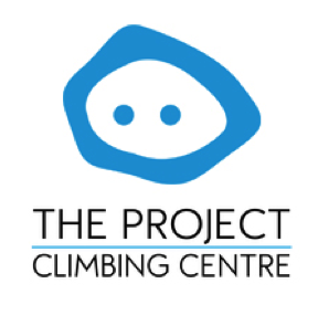 The Project Climbing Centre, Poole, UK, friends of Pongoose logo