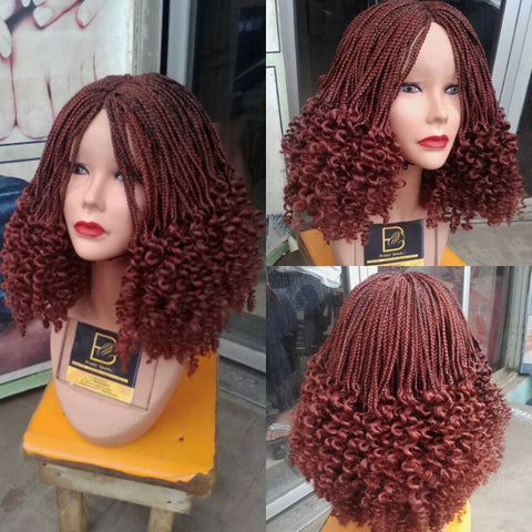 Bella Braided Wigs - Didi - Bella Braided Wigs