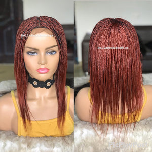 Bella Braided Wigs -  BBW 281 - Bella Braided Wigs