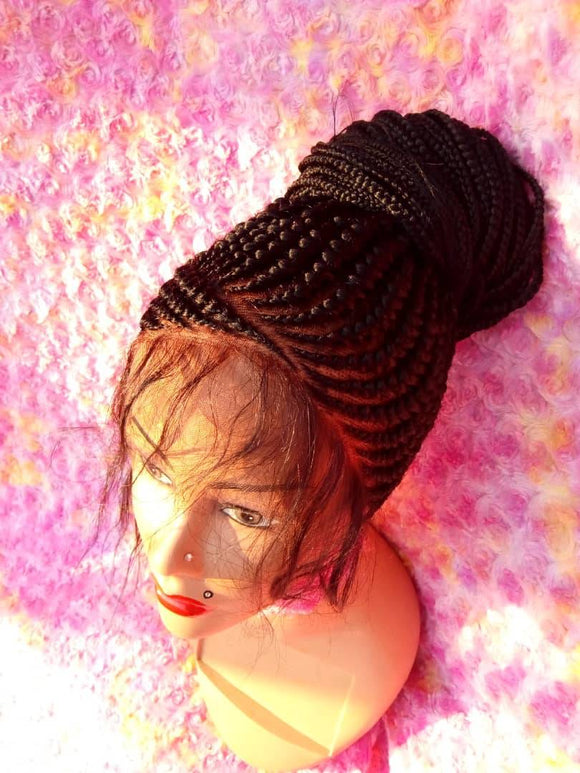 Bella Braided Wigs - UCR - MTO - 1 - Bella Braided Wigs