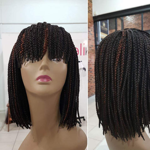 Bella Braided Wigs - Demola - Bella Braided Wigs