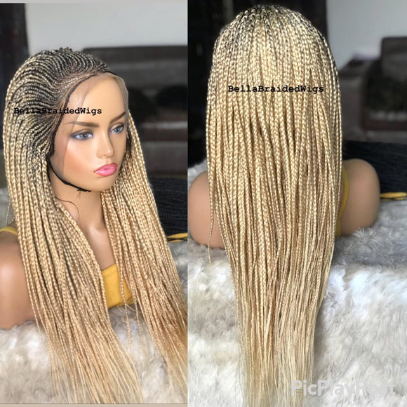 Bella Braided Wigs -  BBW 287