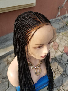 Bella Braided Wigs - Zainab - Bella Braided Wigs