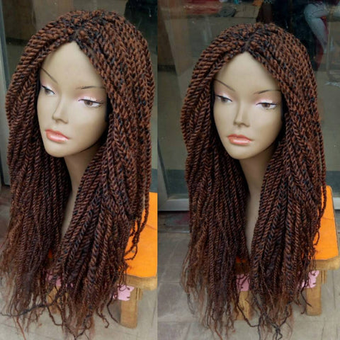 Bella Braided Wigs - Chiamaka - Bella Braided Wigs