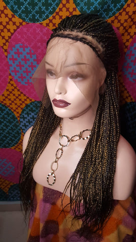 Bella Braided Wigs - BBW - 13