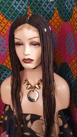 Bella Braided Wigs - Grace - Bella Braided Wigs