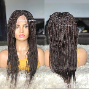 Bella Braided Wigs -  BBW 309