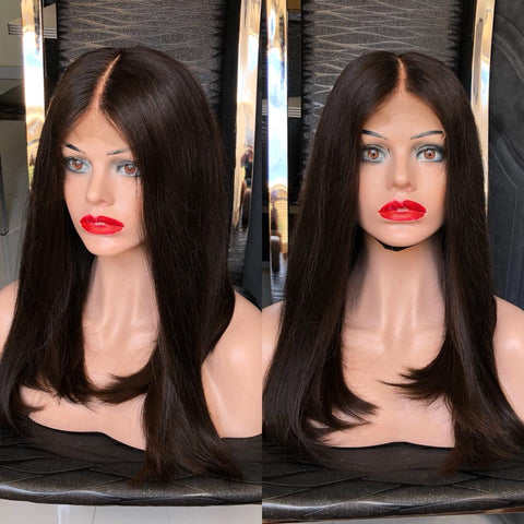 Bella Virgin Wigs - Rachel