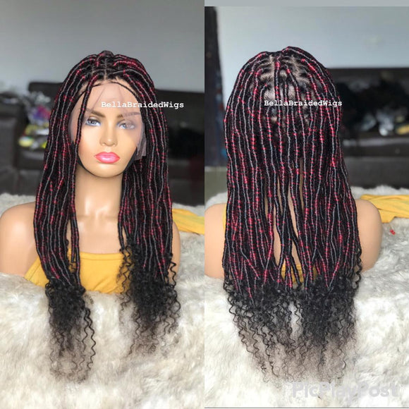Bella Braided Wigs -  BBW 315 - Bella Braided Wigs