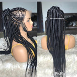 Bella Braided Wigs -  BBW 319