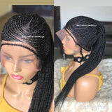 Bella Braided Wigs - Abigail - Bella Braided Wigs