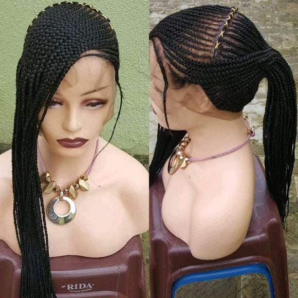 Bella Braided Wigs - Jalicia - Bella Braided Wigs