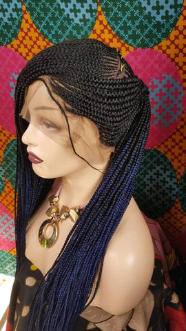 Bella Braided Wigs - BBW 4 - Bella Braided Wigs