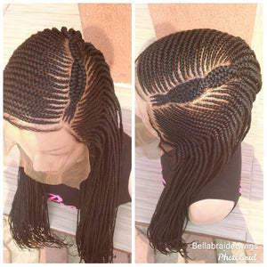 Bella Braided Wigs - Suliyat - Bella Braided Wigs