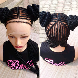 Bella Braided Wigs - Ify - Bella Braided Wigs