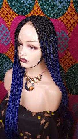Bella Braided Wigs - Nneka 7