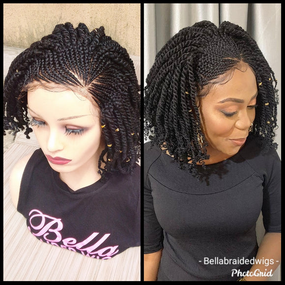 Bella Braided Wigs - Rita - Bella Braided Wigs