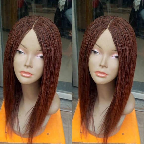 Bella Braided Wigs - Desola - Bella Braided Wigs