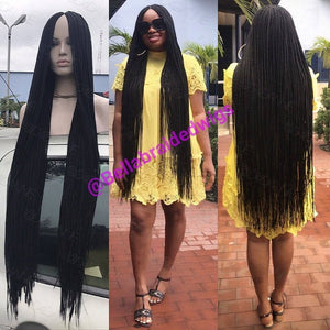 Bella Braided Wigs - Bukola - Bella Braided Wigs