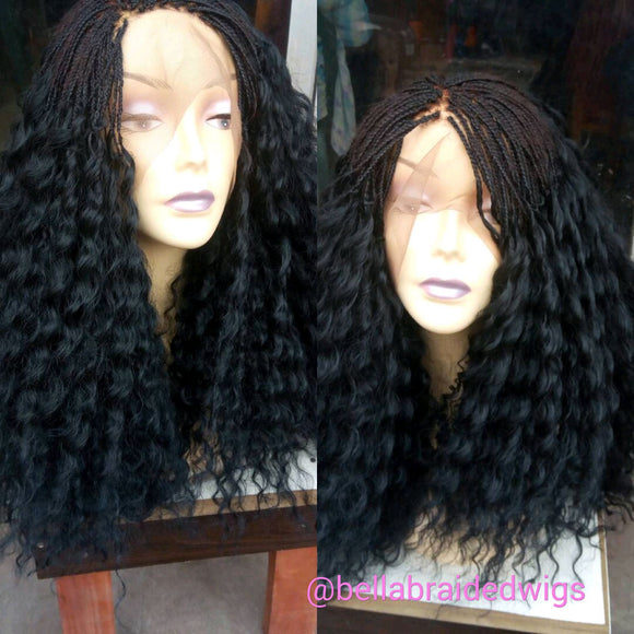Bella Braided Wigs - Bobbi - Bella Braided Wigs