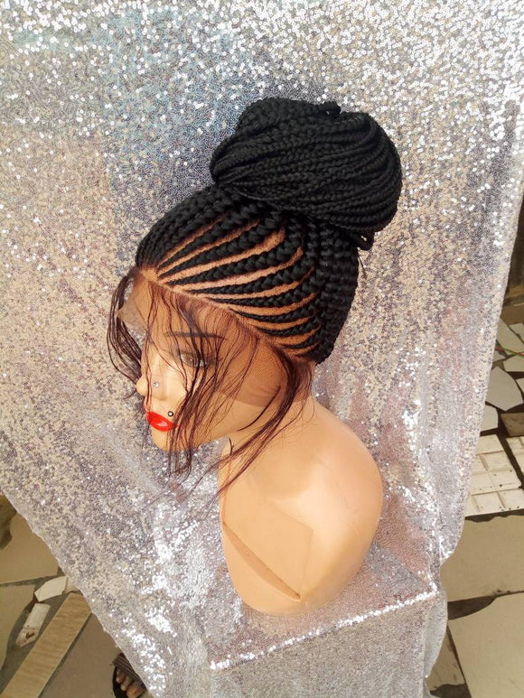 Bella Braided Wigs - UCR - MTO - 2 - Bella Braided Wigs