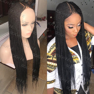 Bella Braided Wigs - Amina - Bella Braided Wigs