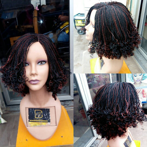 Bella Braided Wigs - Doyinsola - Bella Braided Wigs