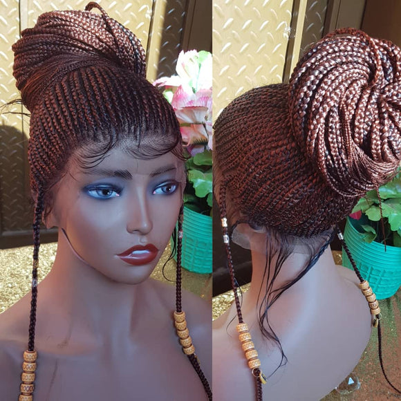 Bella Braided Wigs -  BBW 171 - Bella Braided Wigs