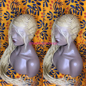 Bella Braided Wigs -  BBW 176 - MTO - Bella Braided Wigs