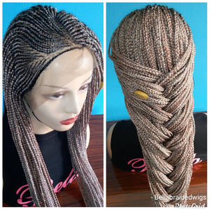 Bella Braided Wigs -  BBW 602 - Bella Braided Wigs