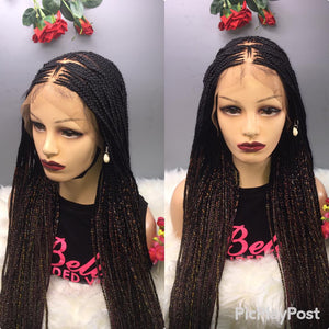 Bella Braided Wigs - BBW 735