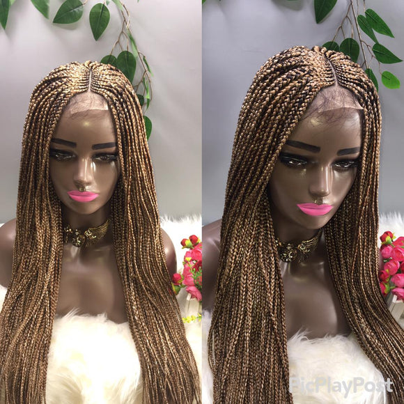 Bella Braided Wigs - BBW 757