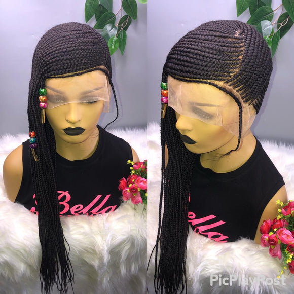 Bella Braided Wigs-BBW 75