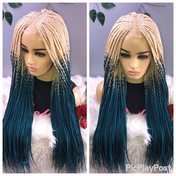 Bella Braided Wigs- BBW 137