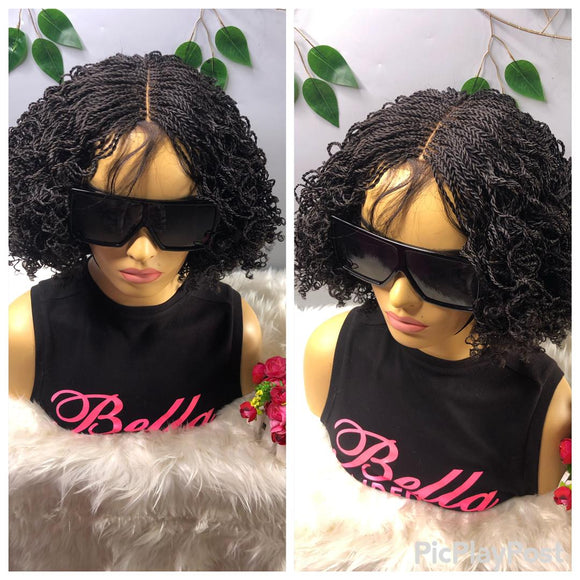 Bella Braided Wigs- BBW 141