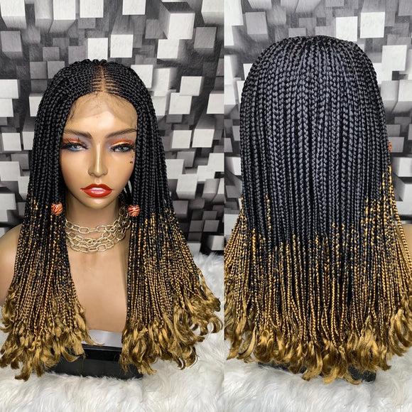 Bella Braided Wigs- ABI 1011