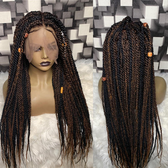 Bella Braided Wigs- ABI 1020