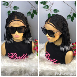 Bella Braided Wigs- Elen 1