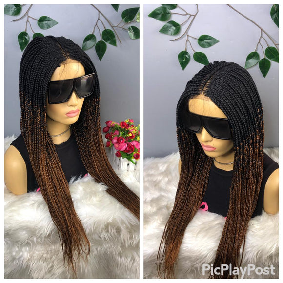 Bella Braided Wigs - Muna 7