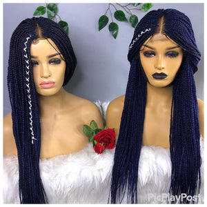 Bella Braided Wigs - BBW 188