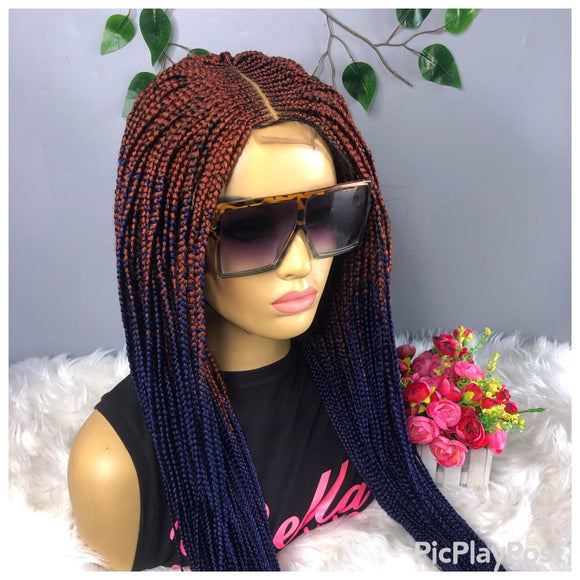 Bella Braided Wigs - BBW 190