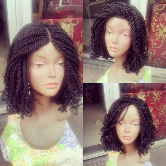 Bella Braided Wigs - Lola - Bella Braided Wigs