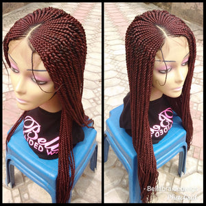 Bella Braided Wigs - BBW 627 - Bella Braided Wigs