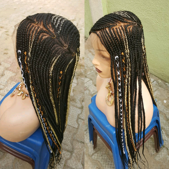 Bella Braided Wigs - Layo - Bella Braided Wigs