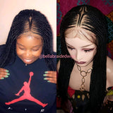 Bella Braided Wigs - UCR - MTO - Bella Braided Wigs