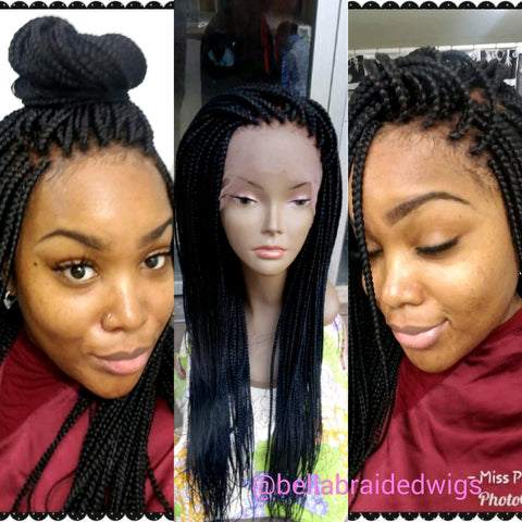 Bella Braided Wigs - Belle - Bella Braided Wigs