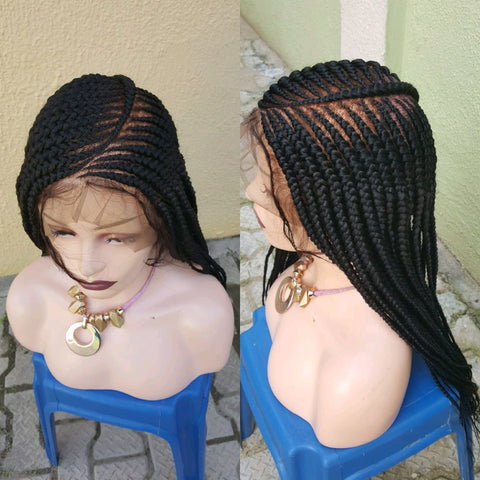Bella Braided Wigs - Kemi - Bella Braided Wigs