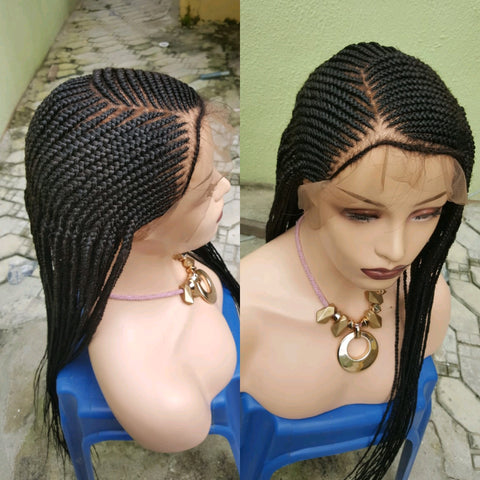 Bella Braided Wigs - Ramota - Bella Braided Wigs