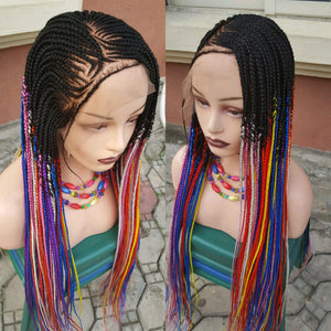 Bella Braided Wigs -  BBW 45 - MTO - Bella Braided Wigs