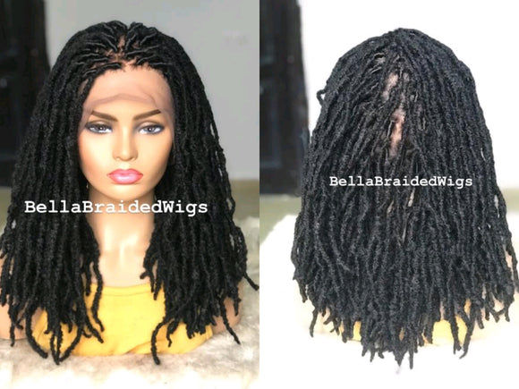 Bella Braided Wigs -  BBW 70 - MTO - Bella Braided Wigs